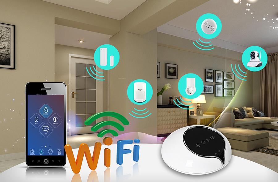 wifi智能家居