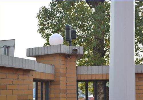 GSM智能安防系统